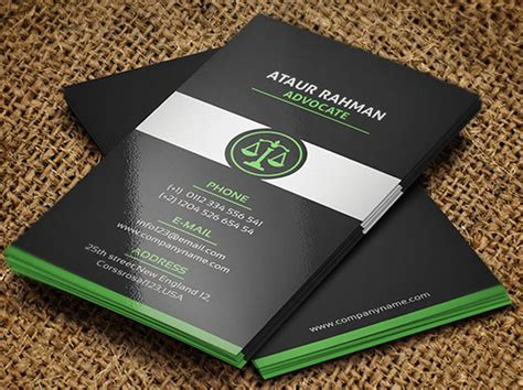 designer visiting cards templates 35 free visiting card design psd templates designyep