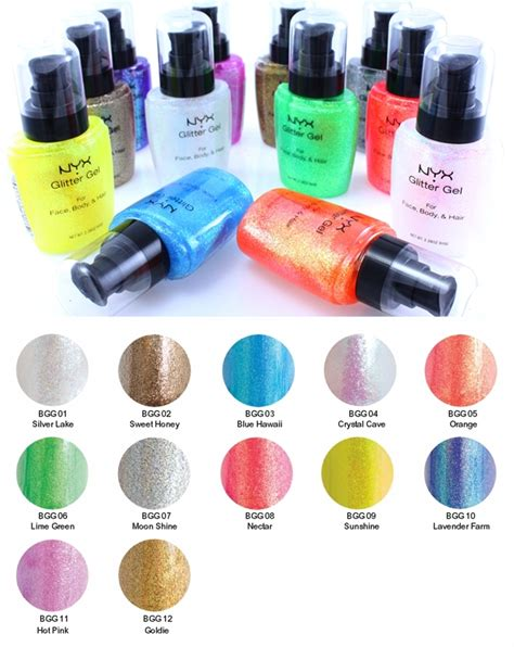 Harga Glitter Pac is cheap pre order nyx