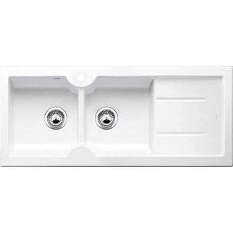 Inset Ceramic Kitchen Sinks Blanco Idessa 8 S Inset Ceramic Kitchen Sink