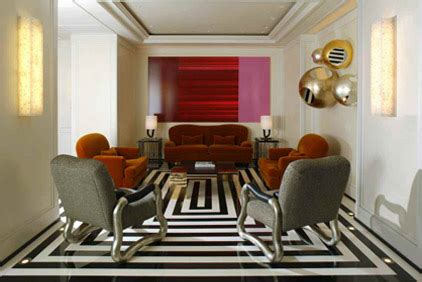 hotel chic fabulous floor at the mark