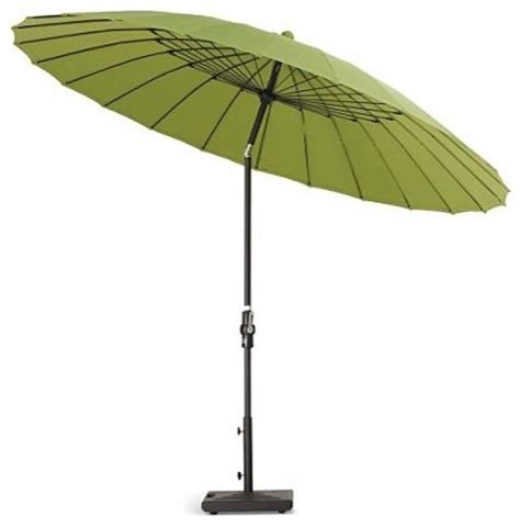 Garden Parasol Patio Umbrella   Traditional   Outdoor