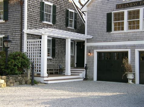 A Dover Ma Addition Garage Master Bedroom Suite Master Black Garage Door