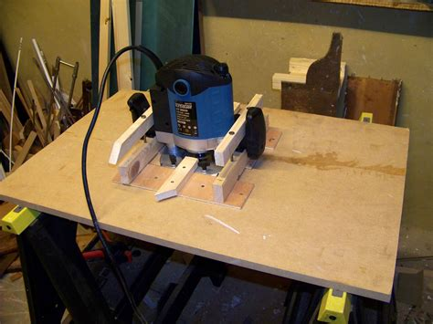 How To Build A Router Table by Make Router Table Sled Furnitureplans
