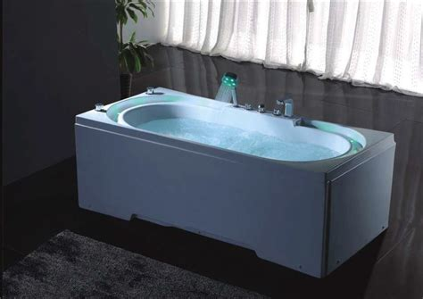 hydrotherapy bathtubs hydrotherapy massage bathtub with multicolored led