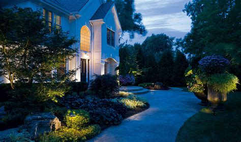 landscape lighting system planning your landscape lighting system gross electric