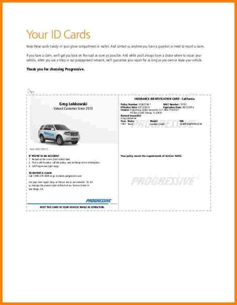 free auto insurance card template 4 auto insurance card template free inventory