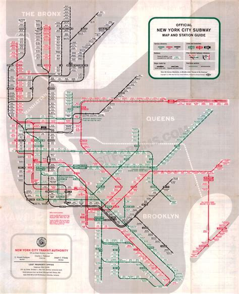 New York City Transit Map by 11 Best Images About New York City Subway Maps On