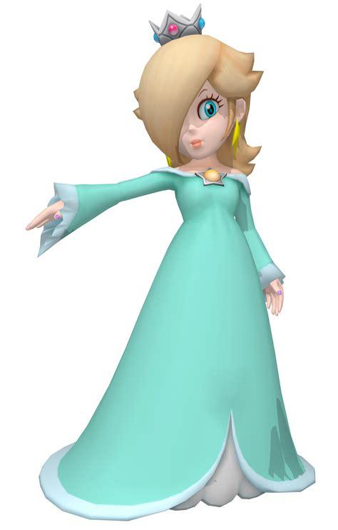 Roslina Dress by Rosalina Mario Amiibo Pose By Fatalitysonic2 On