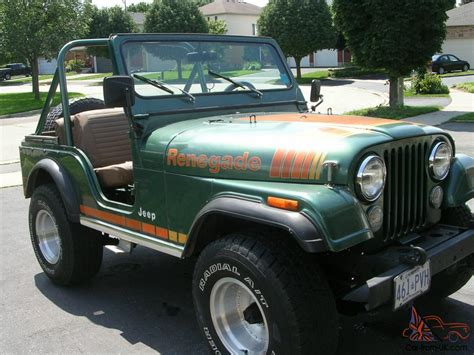 Brown Jeep Jeep Cj Brown Vinyl