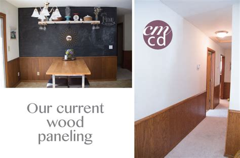 how to update wood paneling painting wood paneling fabulous update wood panels donut