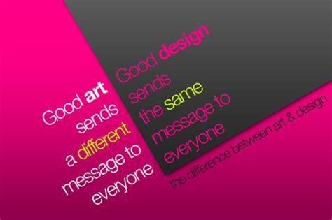 design art difference beda desain grafis dan seni murni desainstudio