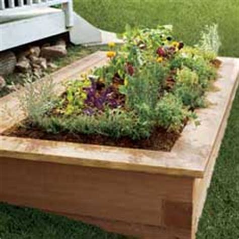 Landscape Timbers Planting Bed How To Build A Raised Planting Bed Landscape Timbers And