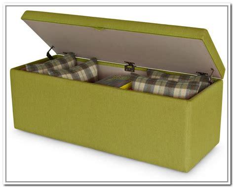 green storage ottoman green storage ottoman bench home design ideas