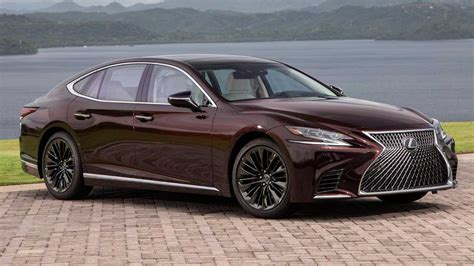 lexus news 2020 2020 lexus ls 500 inspiration series motor1 photos