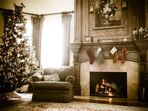 Impeccable Home Living Room Deco For Christmas Ideas Combine Winsome Standing Christmas Tree