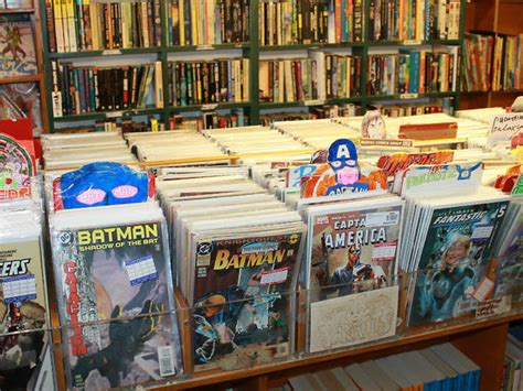 best comic books london s best comic book stores and shops time out