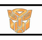 How To Draw Autobot Logo From Transformers  YouTube