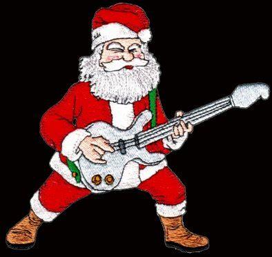 rockin santa christmas ringtones and new year cavern club
