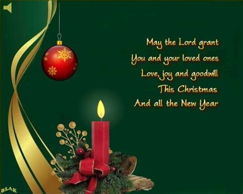 religious christmas card messages quotesta