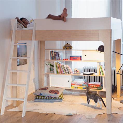 marvelous space saving loft bed designs   ideal
