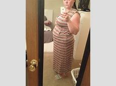 B Belly, Apron Belly and Plus Size Belly Progression ... 18 Weeks And No Baby Bump