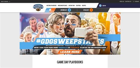 Kroger Monthly Sweepstakes - kroger game day greats social sweepstakes