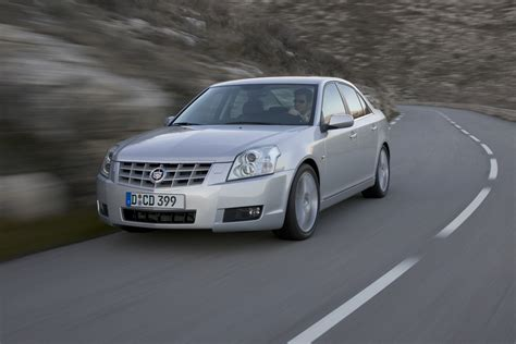 cadillac bls sport top speed