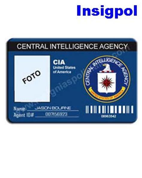 interpol id card template cia custom id card cia custom id card cia id card 19