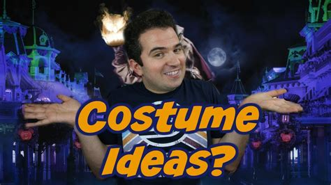 early costume ideas  mickeys   scary halloween