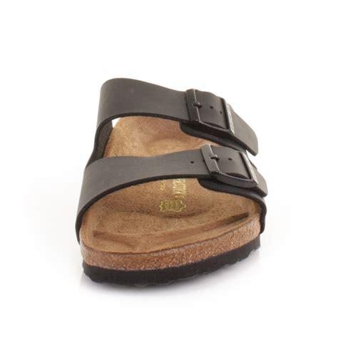 birkenstock boots mens mens birkenstock arizona flat footbed slip on casual black
