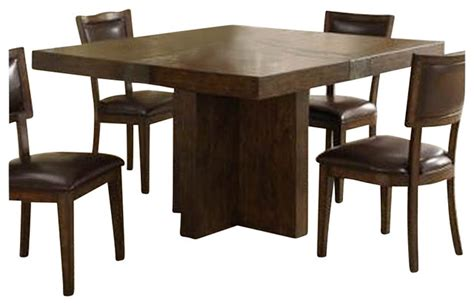 houzz kitchen tables riverside furniture belize square dining table