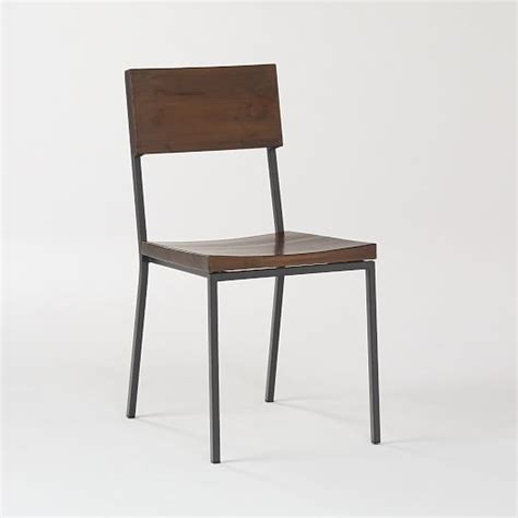 West Elm Dining Chair by Rustic Dining Chair West Elm
