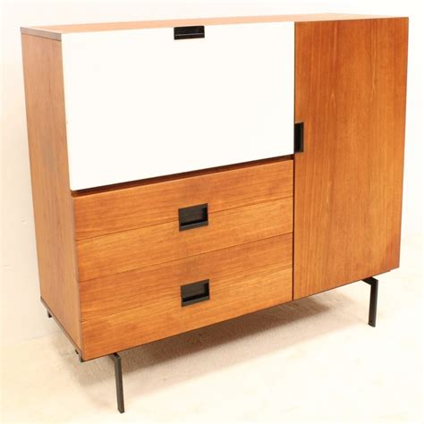 Japanese Series Cu01 Cabinet By Cees Braakman For Pastoe