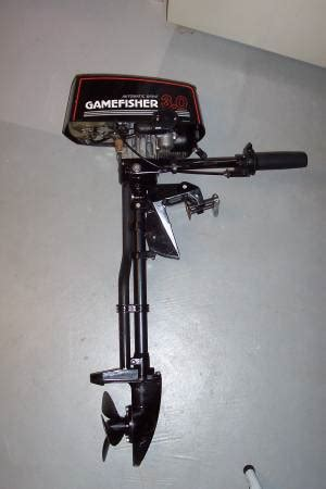 used outboard motors usa 3 5 gamefisher outboard for sale