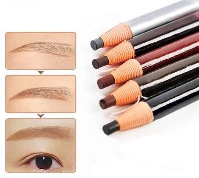 temporary tattoo eyebrow pen mix color temporary tattoo eyebrow pen pencil waterproof