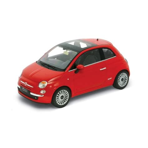 Diecast Unicar Fiat 500 welly diecast 2007 fiat 500 1 24 scale diecast car welly diecast from jumblies models uk