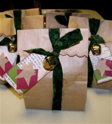 How To Make Paper Goody Bags - brown paper goodie bags guest post