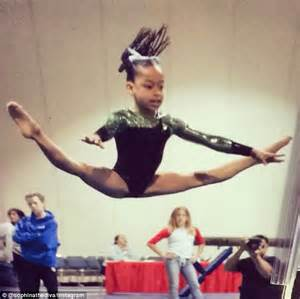 ucla gymnast sophina dejesus whips and nae naes way to