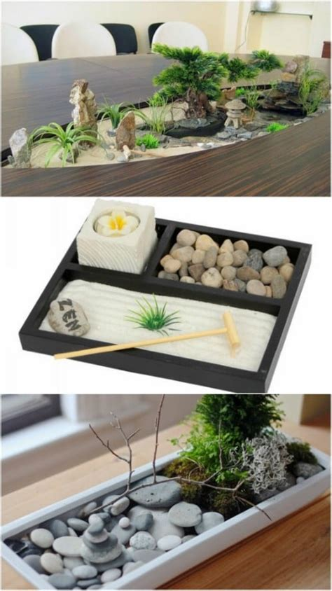 tabletop rock garden 10 gorgeous and easy diy rock gardens that bring style to