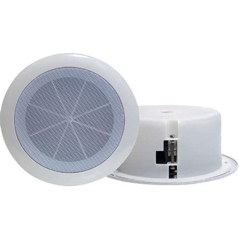 Ceiling Speaker Location by Pyle Pro Pdics6 6 5 Quot 120w In Ceiling Speaker Pdics6 B H