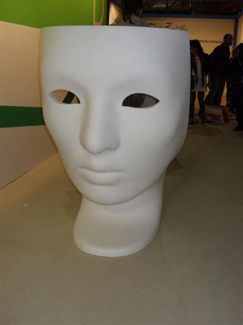 amazing chair   shape   face mask milan  freshomecom