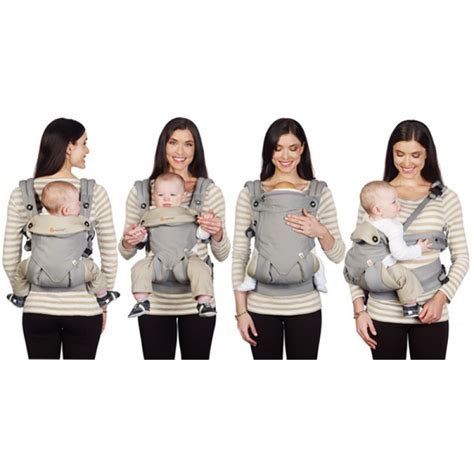 Ergobaby Four Position 360 Carrier Blackcamel image gallery ergo baby 360