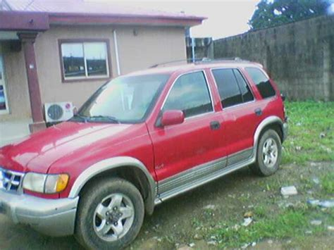 Kia Cheapest Model Imagine Cheap 4x4 Used Kia Sportage For Sale Autos Nigeria
