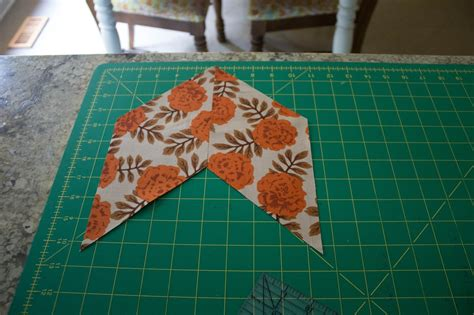 sing all you want the arrow tail quilt tutorial cutting