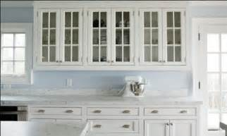 Kitchen Cabinets Glass Doors Modern White Kitchen Cabinets With Glass Doors My