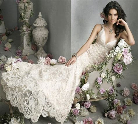 Vintage Wedding Dress 3 by Gorgeous Wedding Dress Vintage Lace Wedding Dress