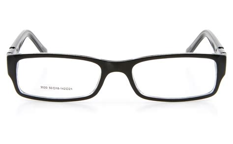 Square Glasses poesia propionate mens optical glasses square frame