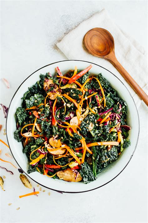 Kale Detox Salad With Pesto by 17 Gluten Free Green Recipes For St S Day Clean