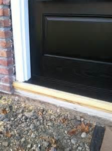 Threshold Front Door Front Door Sill Help