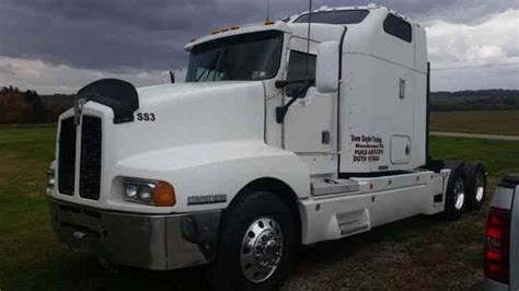 kenworth t600 for sale kenworth t600 1998 sleeper semi trucks